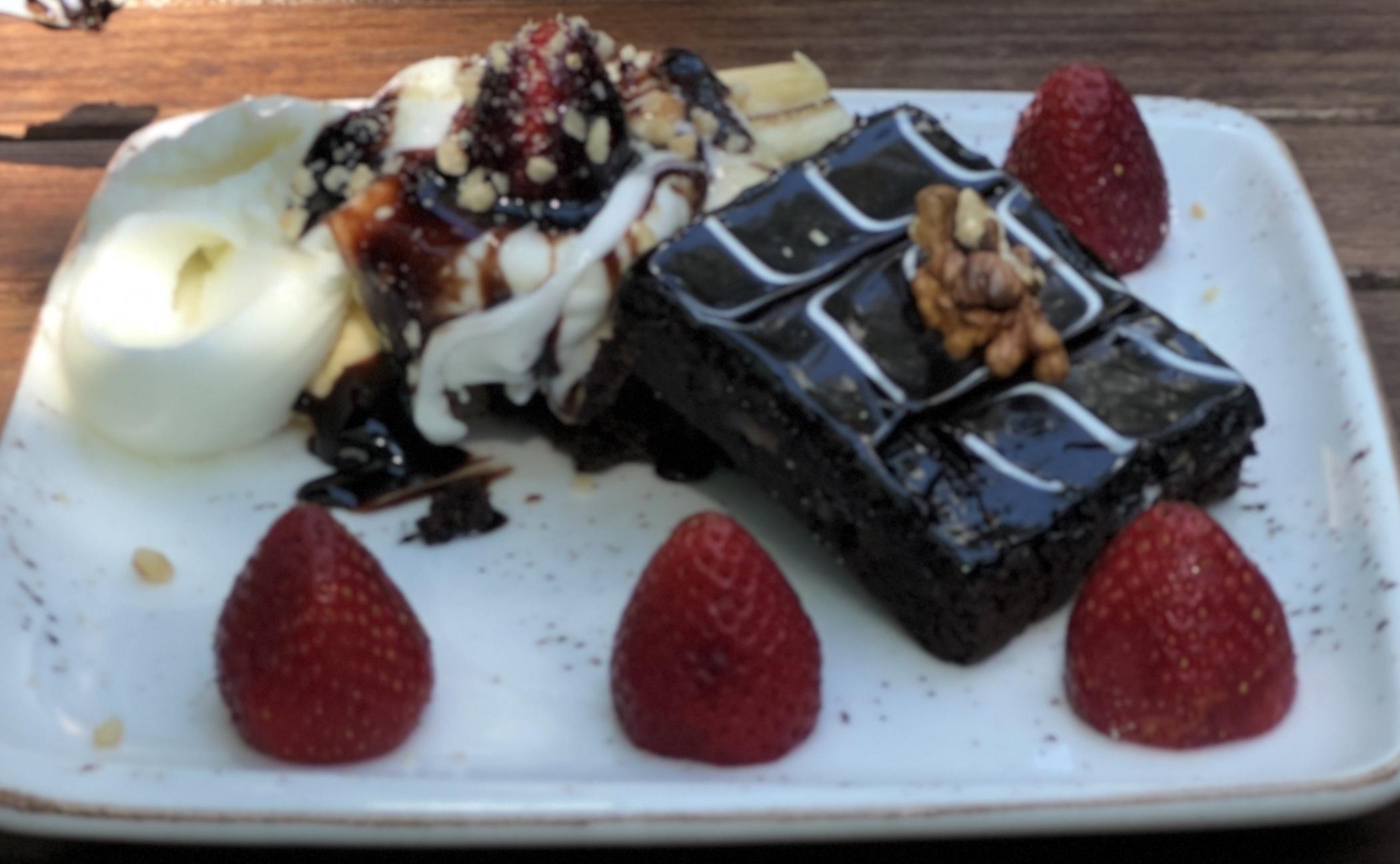 Loss Garden Cafe | BROWNE SHOW