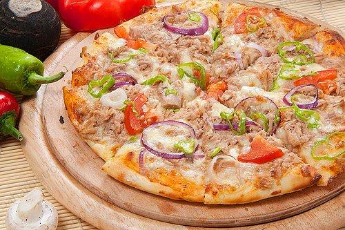 Loss Garden Cafe PIZZA TON BALIKLI