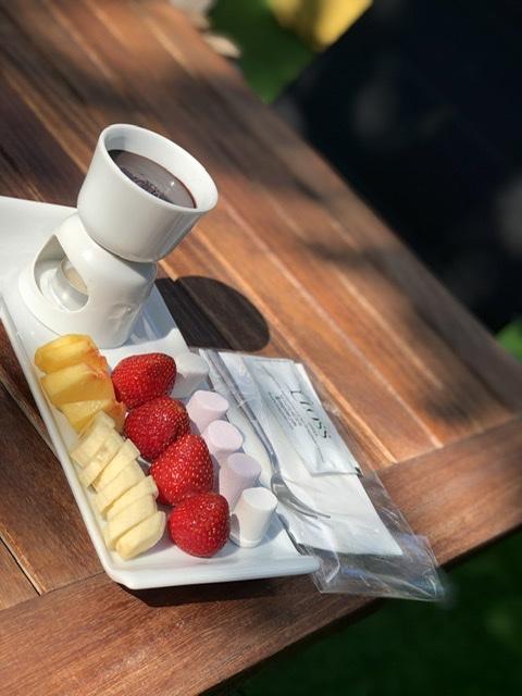 Loss Garden Cafe FONDÜ