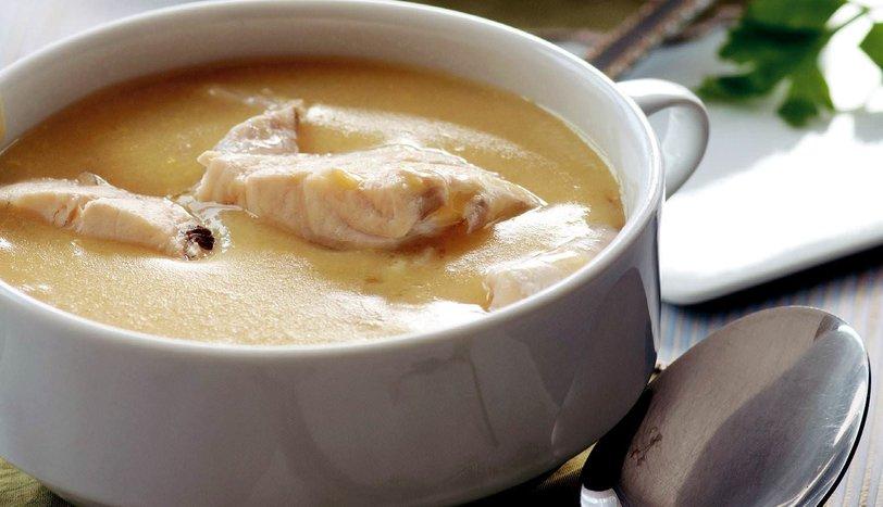 Mis Balık Balık Çorbası