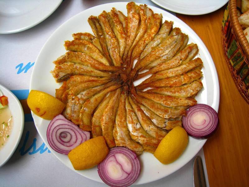 Mis Balık Karadeniz Mezgit Tava