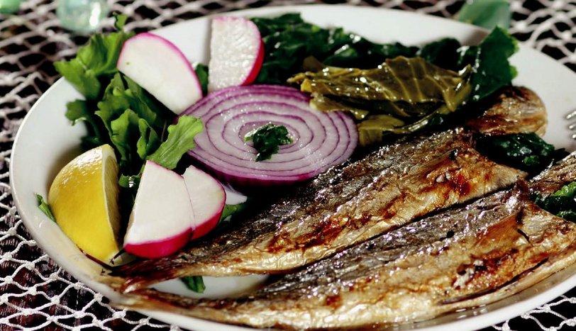 Mis Balık Çinekop Izgara