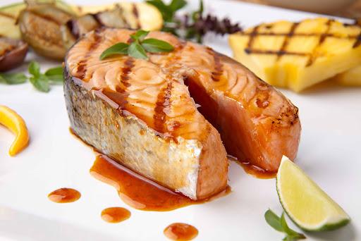 Mis Balık Norveç Somon Izgara