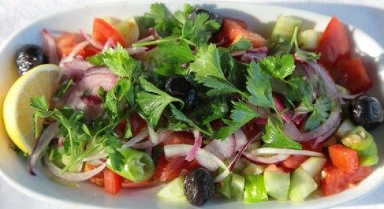 Mis Balık Söğüş Salata