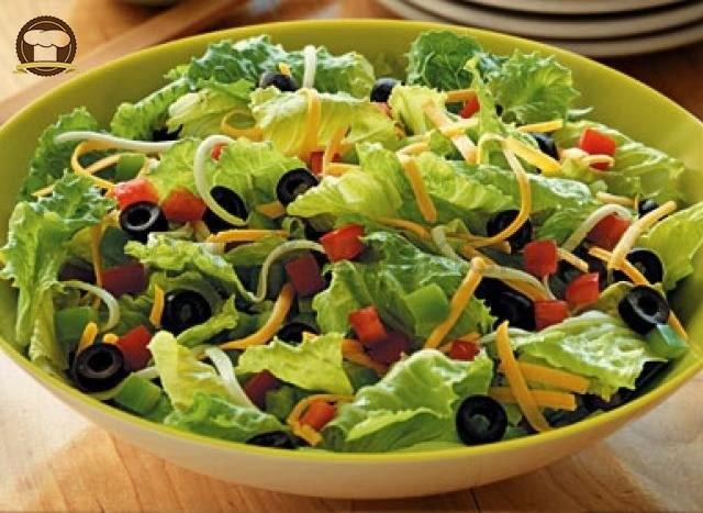 Mis Balık Göbek Salata