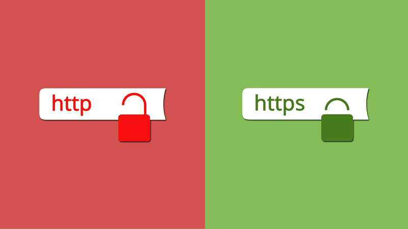 HTTPS Güvenlik Sistemi