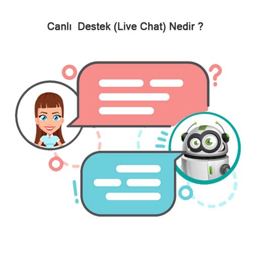 Online Chat/Destek Sistemi
